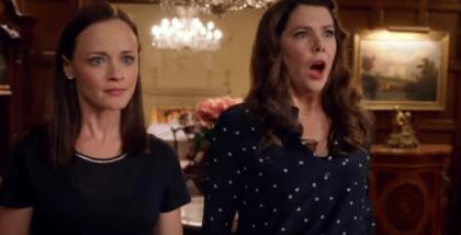 Netflix tip: nieuwe serie Gilmore Girls