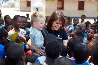 Beter onderwijs in Malawi: Sofie van den Enk zet zich in