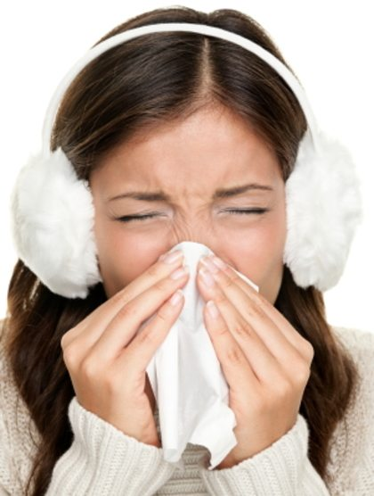 zo kom je snel van je verkoudheid af
