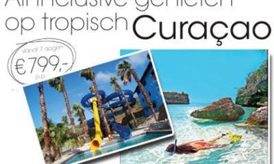 All inclusive genieten op tropischCuraçao