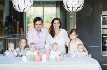 Volg anne en haar vierling in tv programma een huis vol for Tv programma het huis