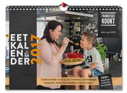 Win: 10x eetkalender van foodblogger Francesca van Berk