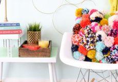 6x leuke en makkelijke knutselideeën met pompons