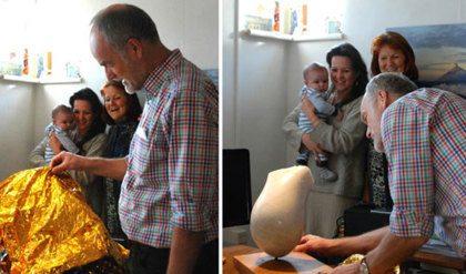 Redacteur Sonja zet huisarts Hans in het zonnetje voor beademing baby