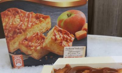 Video: zo maak je appel-karamel cake