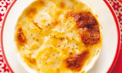 Recept voor mini aardappel-pastinaakgratins