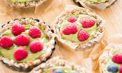 Marjolein Dubbers deelt recept voor avocado taartjes