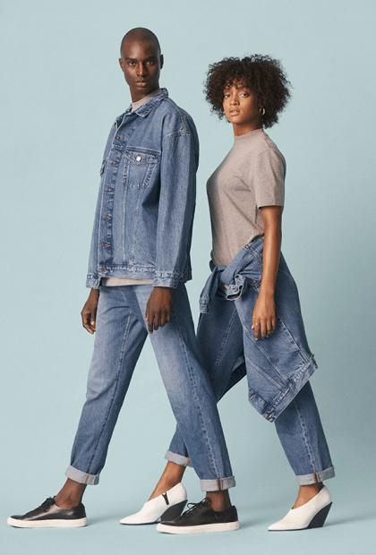 Samen met je man in dezelfde H&M-kleding