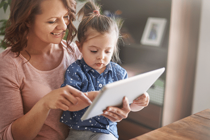 Leer je kind over media: tips en apps