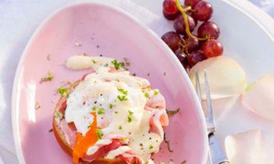 Recept voor luxe eggs benedict
