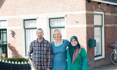 Janneke: 'Mijn dorpsgenoten en ik kochten een huis voor Syriërs'