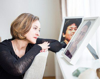 Samira verloor haar twee zoons bij de ramp met de MH17