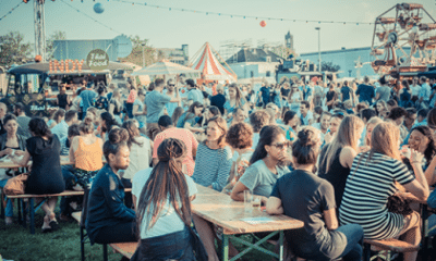 Uittip: Foodtruck Festival TREK