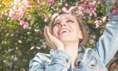 Tip voor een stralende lach; tanden bleken