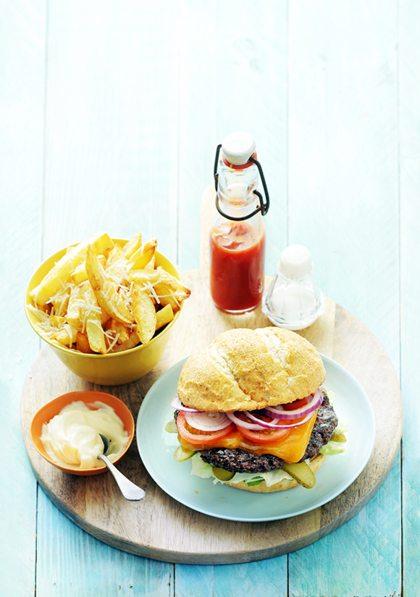 Internationale Hamburger dag: 3 recepten om te smullen