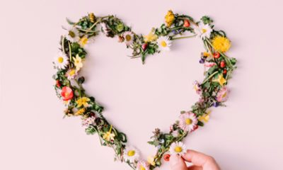 6 verrassende bloemenfeitjes