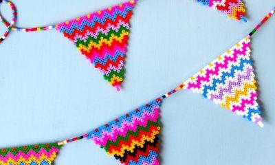 Knutselen met strijkkralen: probeer deze 6 leuke ideeën