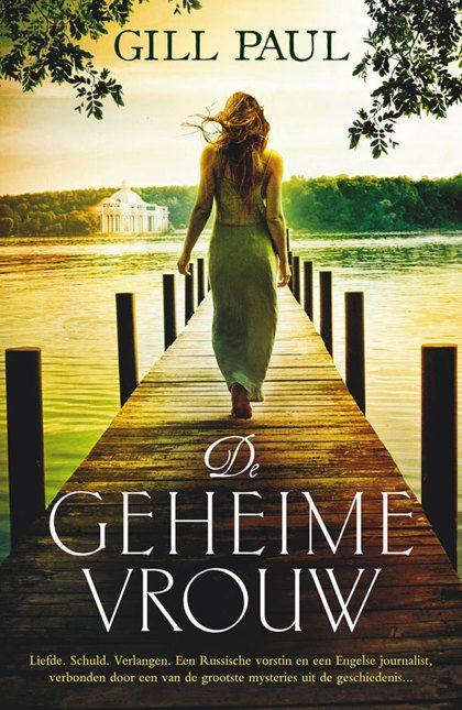 Gill Paul: 'Het verhaal bestaat uit stukjes van mezelf, zoals het gevoel van mijn eerste verliefdheid'