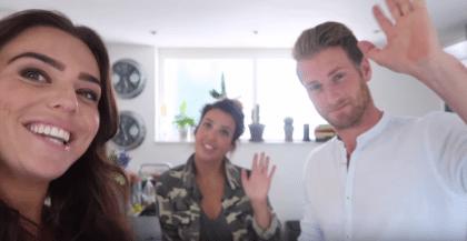 Vlog: kijkje achter de schermen bij de fotoshoot met Laura Ponticorvo