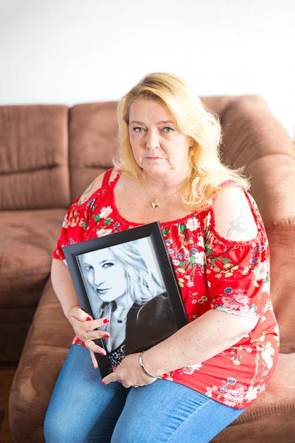 Ida: 'De moordenaar van mijn dochter woont nu om de hoek'