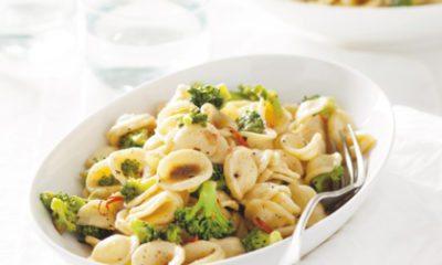 Recept voor Orecchiette con broccoli e acciughe