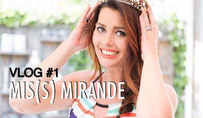Mis(s) Mirande vlog #1 kijkje op Vriendin Shopdag + win een goodiebag