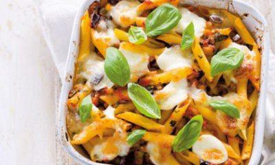 Recept voor pasta al forno