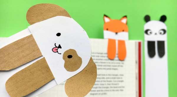 Maken (met de kinderen): de leukste boekenleggers