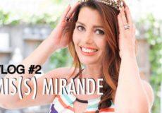 Mis(s) Mirande vlog #2 Kijkje achter de schermen bij tv & radio
