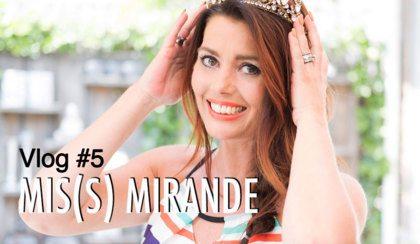 Mis(s) Mirande vlog #5 nieuwe promotiefilm en bezoek aan Dickens Festijn
