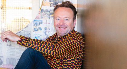 Joris Linssen: 'Ik ben altijd chef oliebollenbakker'