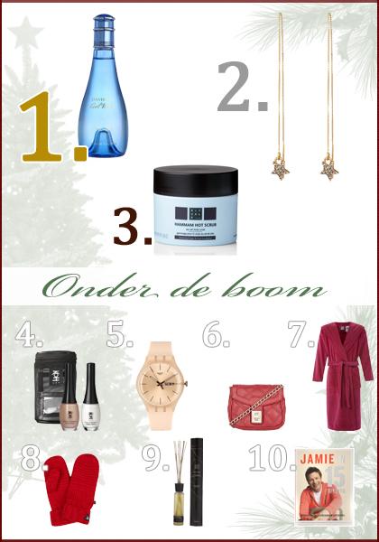 vrouwen cadeaus top 10