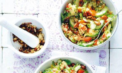 Dit zijn de lekkerste couscous variaties met 5 ingrediënten