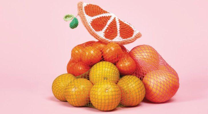 Lekker Zomers Het Haakpatroon Voor Een Fruitetui