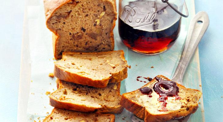 Simpel recept voor bananenbrood