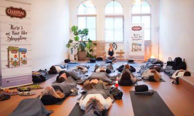 yoga Nidra les