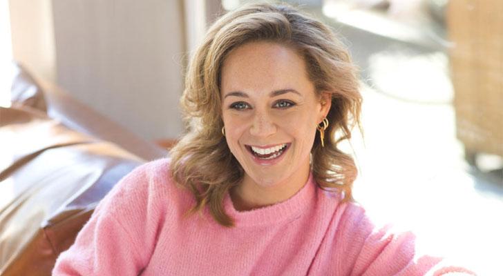 Actrice Anouk Maas: 'Ik wil de beste zijn. Voor mezelf dus, hè?'