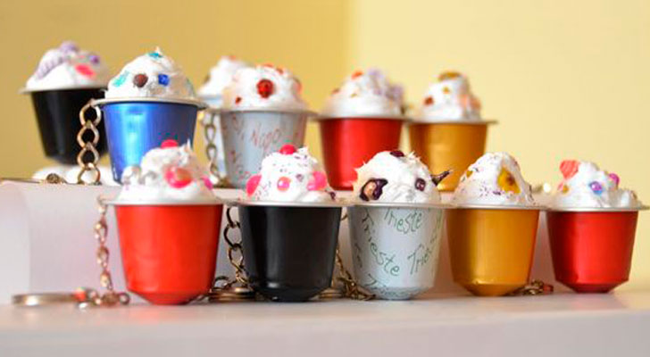 Fabulous Dit kun je maken van Nespresso cups - Vriendin.nl @JU38