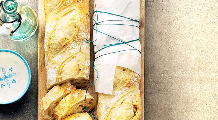 Zo maak je je eigen stokbrood