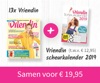 13x Vriendin + Vriendin scheurkalender voor maar €19,95