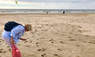 Dit vindt strandjutter Ruth allemaal op het Nederlandse strand