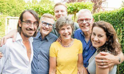 Marcel en Erna adopteerden Rens en Marit toen zij meerderjarig waren