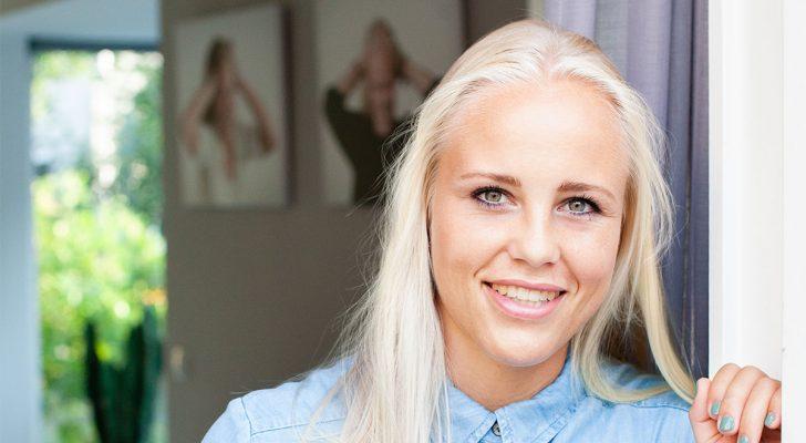 Ingeborgs dochter kreeg op haar vijftiende orthorexia