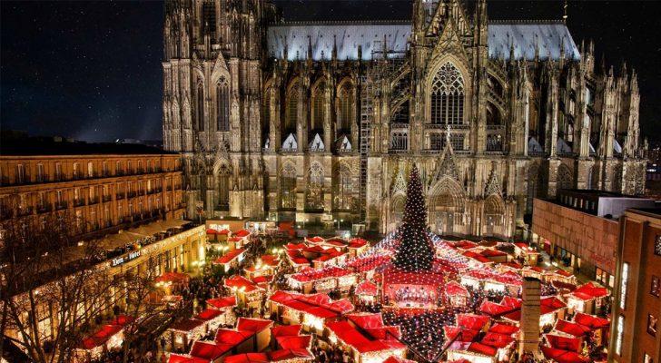 Keulen in kerstsfeer (2 of 3 dagen v.a. € 49,50 p.p.)