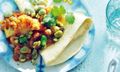 Recept voor Indiase bloemkoolcurry