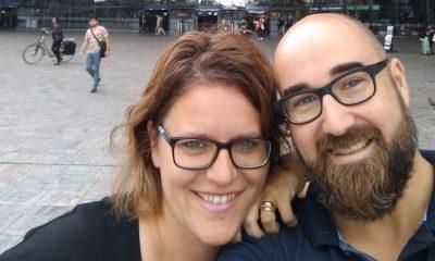 Rianne werd plotseling weduwe, maar vond een nieuwe liefde