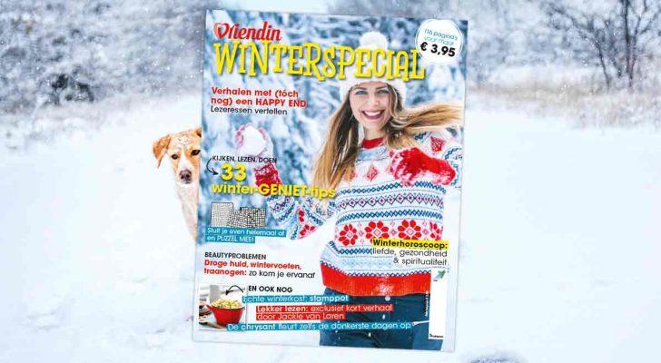 Nu in de winkel: de Vriendin Winterspecial