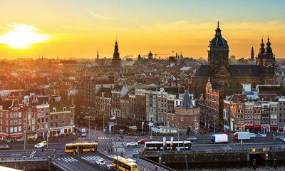 Romantisch en voordelig weekendje weg in Amsterdam