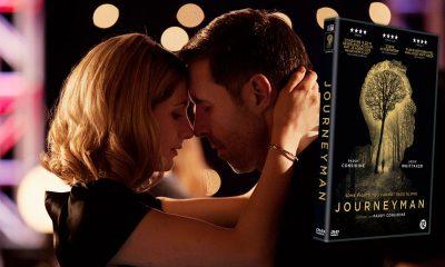 Win 4x een dvd van de film Journeyman