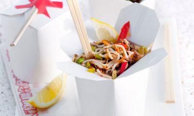 Slank recept: woknoedels